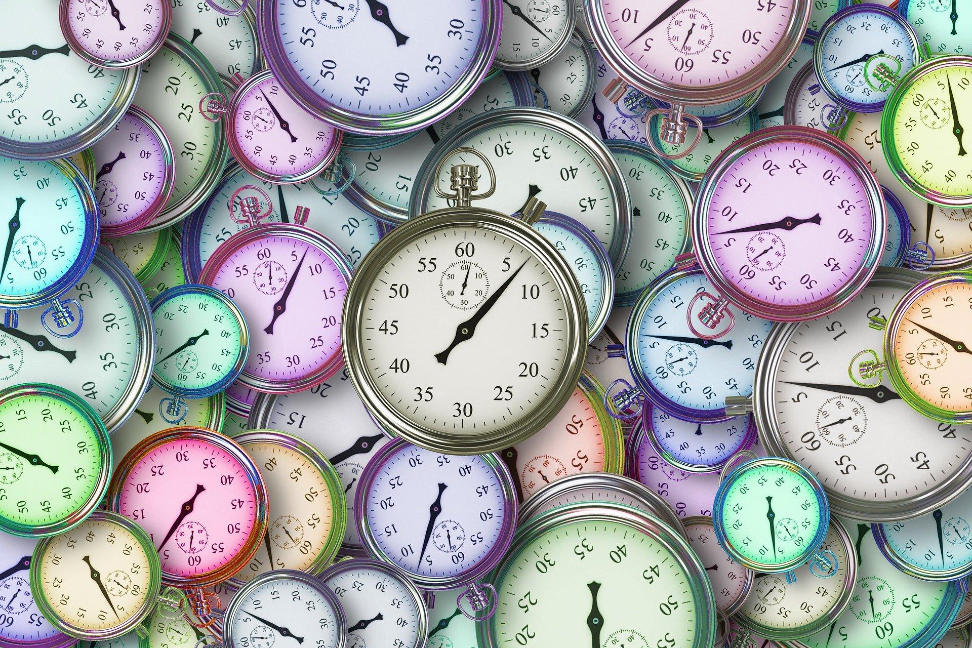 Робочий час в електронній системі закупівель