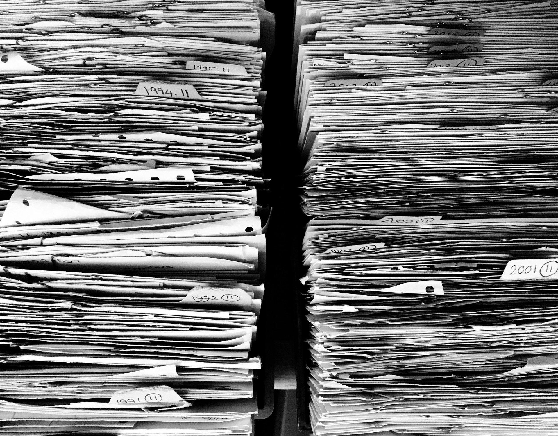 Щодо подання документів у повному вигляді