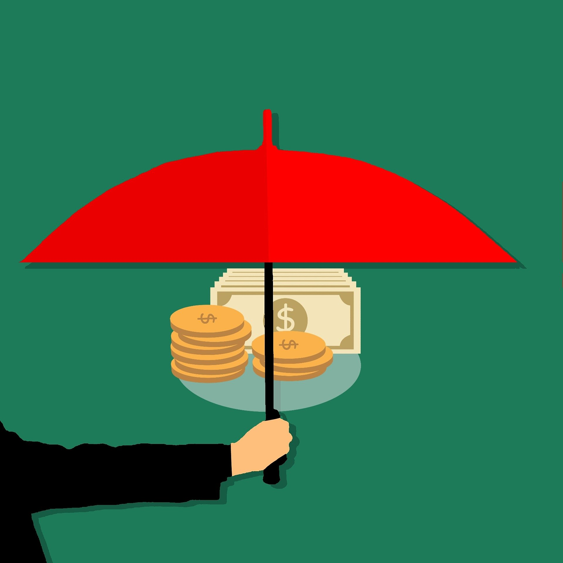 Проведення операцій із коштами тендерного забезпечення в разі настання гарантійного випадку при здійсненні закупівель за бюджетні кошти