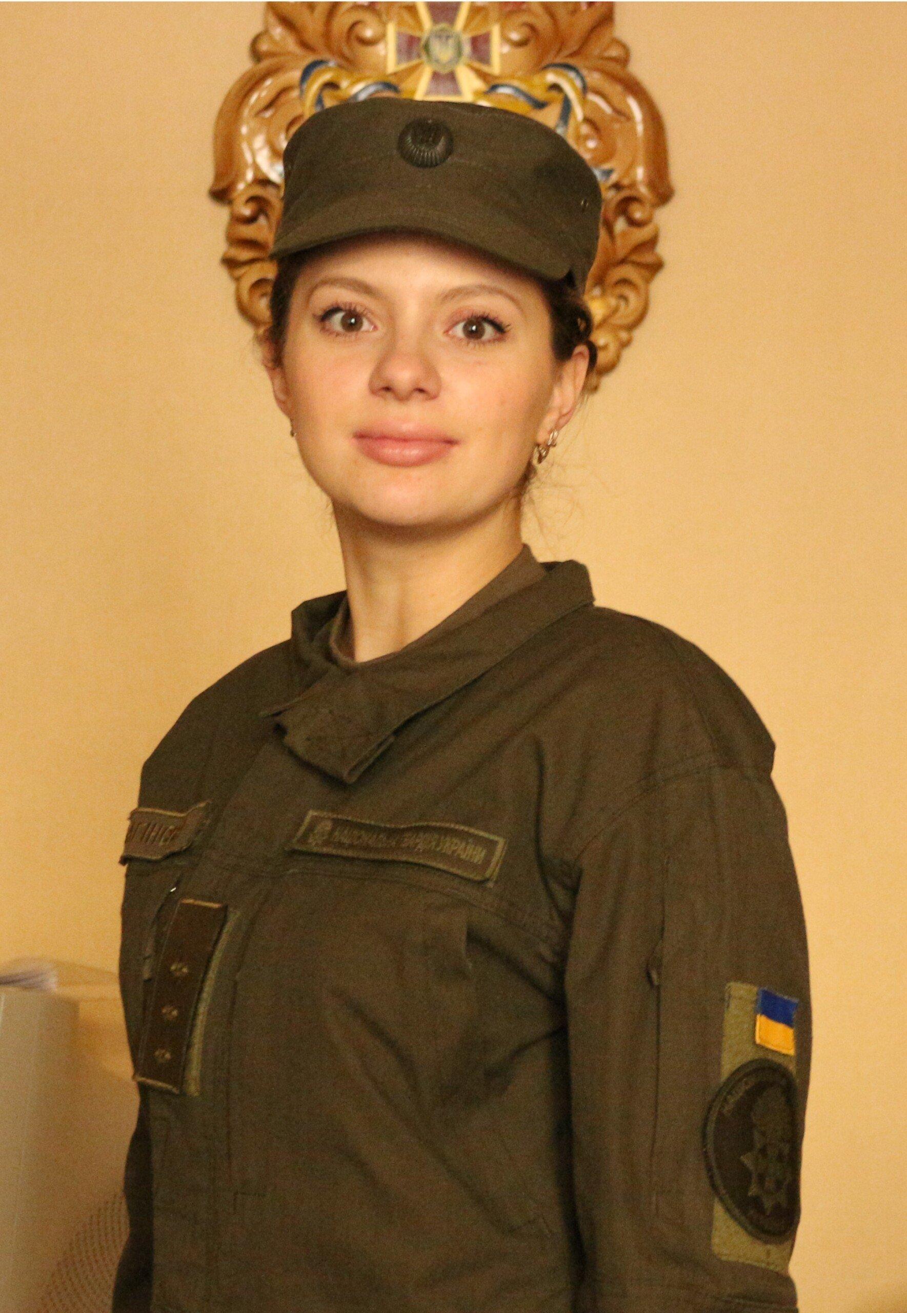 Альона Багінська